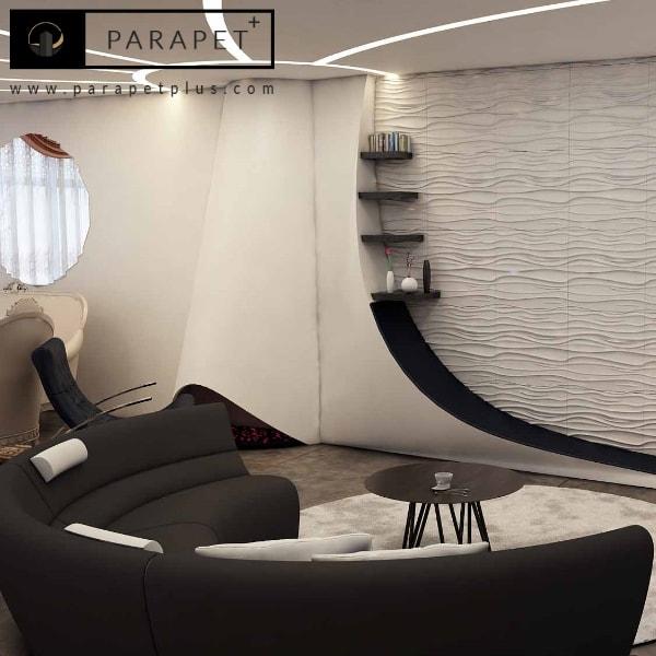 طراحی داخلی مدرن ایرانی