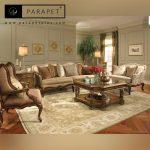 انتخاب فرش مناسب با دکوراسیون منزل